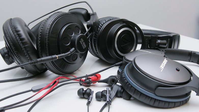 AndroidPIT best headphones hero image
