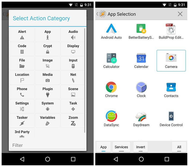 AndroidPIT root apps tasker