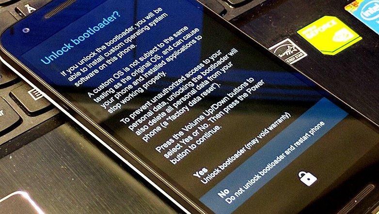 Androidpit nexus 5x unlock bootloader