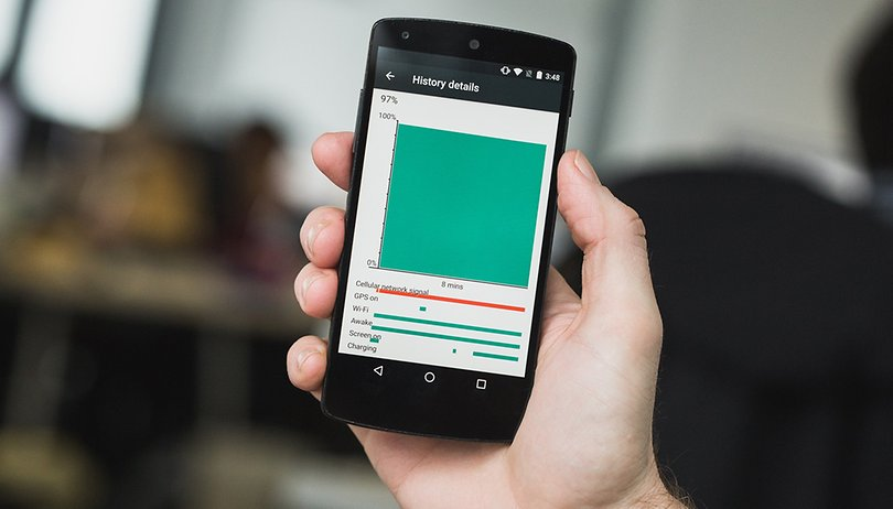 Here's how Android Marshmallow more than doubles your phone's battery life