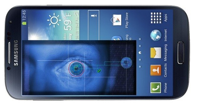 S5 Eyeball Scanner