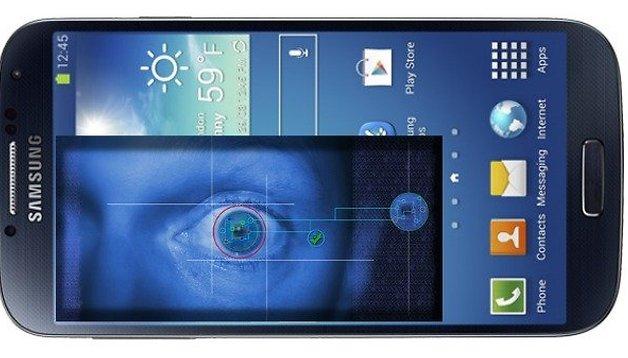 Eye scan unlocker for Galaxy S5: how does it work?