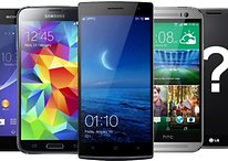 Comparatif : Galaxy S5 vs Xperia Z2 vs HTC M8 vs Oppo Find 7 vs LG G3