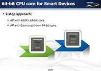 Two new 64-bit Samsung chips will set the standard in 2014