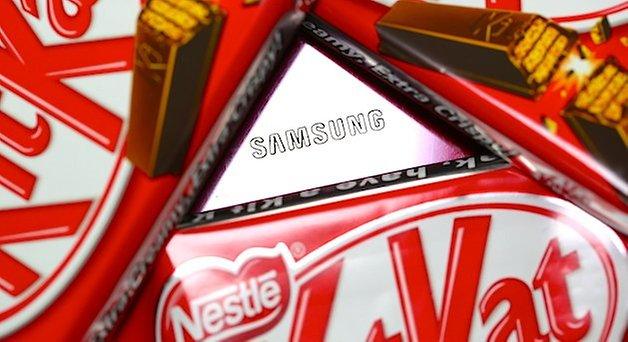 SamsungKitKatTeaser