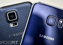 Samsung Galaxy S5 y Galaxy S6: Todavía los compraría
