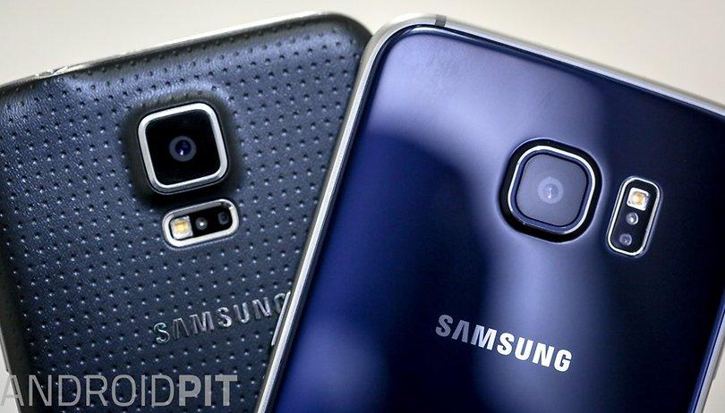 Consumidores preferem o S5 ao S6, de acordo com relatório
