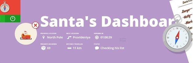 SantasDashboard