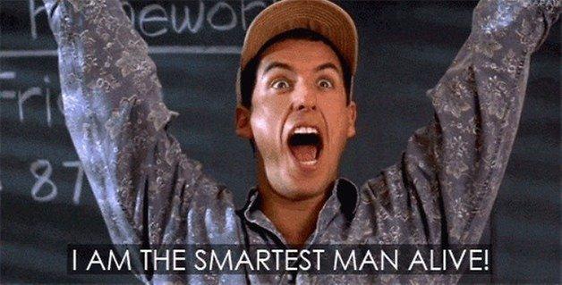 SmartestManAlive