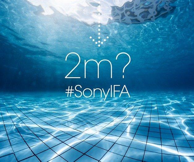 Sony Waterproof Ad