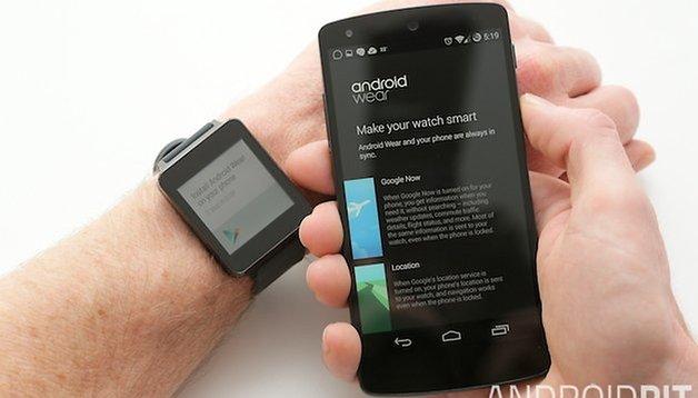 Google barra interface das fabricantes no Android Wear