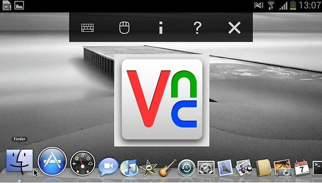 Control your computer from your Android with VNC Viewer, now
