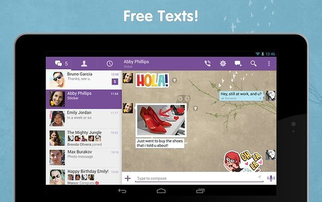 Viber Tablet