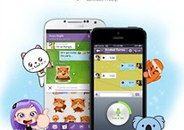 Viber update gets simultaneous phone/tablet support, stickers & PTT