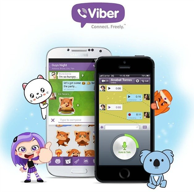Viber version4