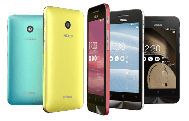 ZenFone4 Colors