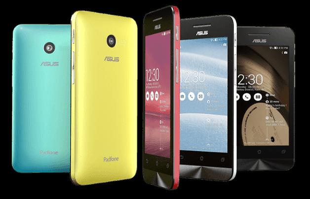 ZenFone4 Colors