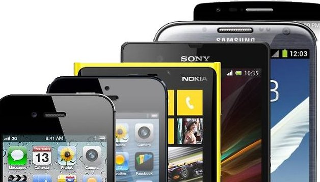 5.1 inch smartphone screens too big for most users