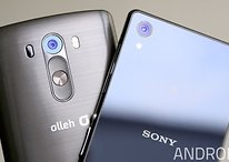 LG G3 vs Xperia Z2: battle of the beauties