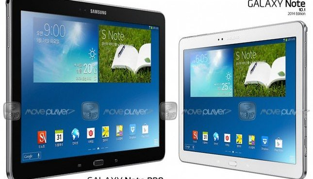 Who wants a 12.2-inch Samsung Galaxy Note Pro?