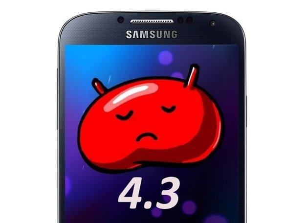 galaxy s4 4 3 problems