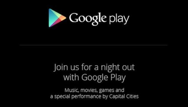 Google Play 4.4: Google Play Newstand and navigation drawer