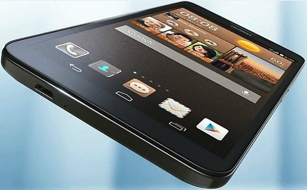 Huawei announce Ascend Mate 2 with 4,050 mAh battery ...