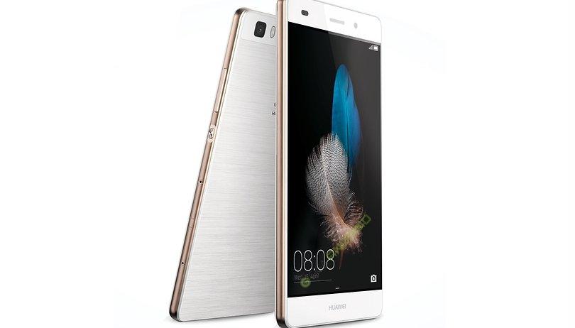 Ordinate subito il vostro nuovo Huawei P8 Lite!