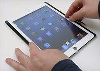 iPad 5 video leaks