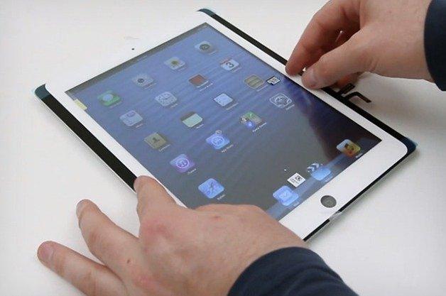 iPad5LeakChassis