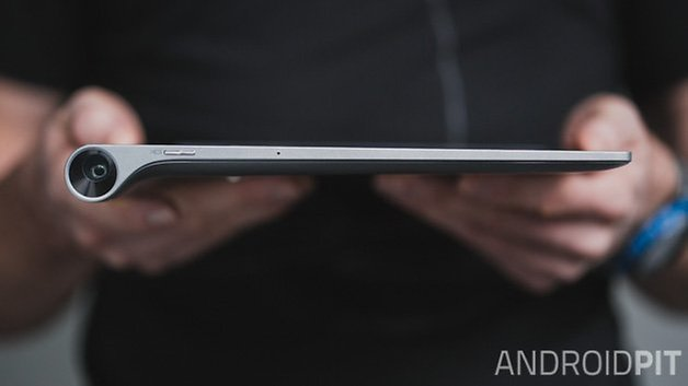 lenovo YOGA Tablet 2 side