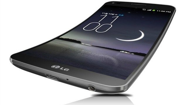 LG G-Flex Has Been Announced Officially