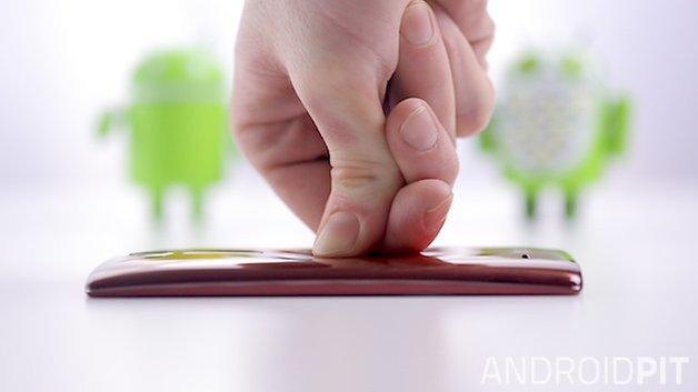 AndroidPIT LG G Flex 2 Lollipop