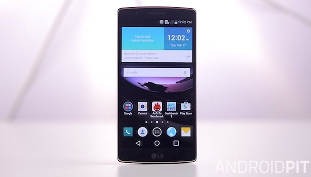 LG G Flex 2 review: ahead of the curve