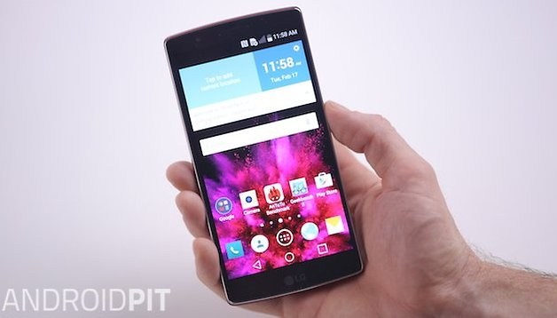 Test du LG G Flex 2 : le fleuron flexible