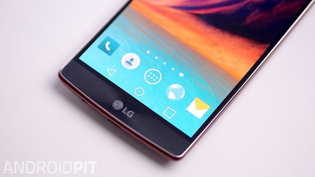 AndroidPIT LG G Flex 2 display 2