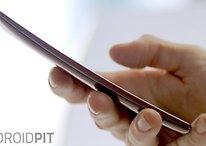 Sind Smartphones mit gebogenem Display sinnvoll?