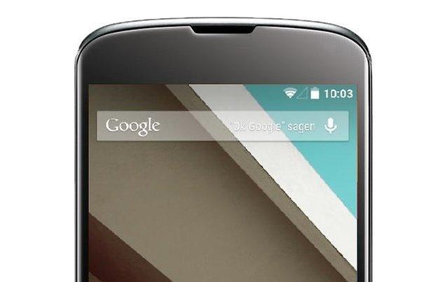 nexus 4 android l