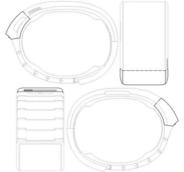 samsung gear concept patent 3