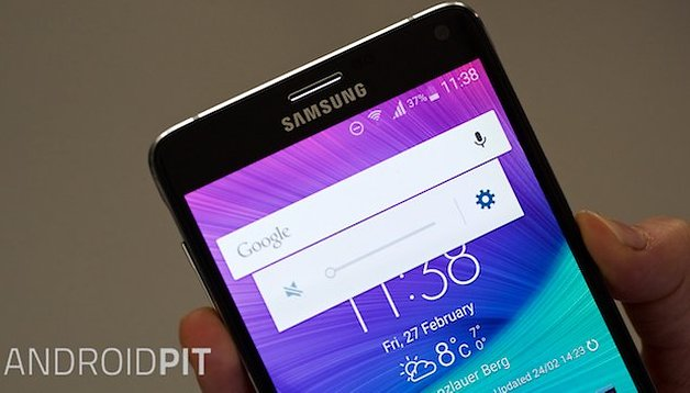 How to get silent mode on Galaxy Note 4, Note 3 and S4 with Lollipop