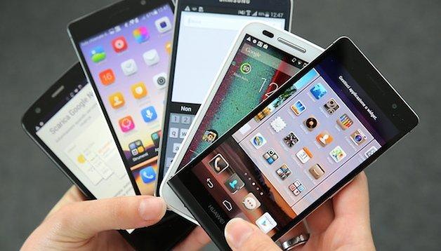Quale smartphone vorreste ricevere per Natale?