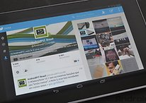 Twitter para tablets surge no Galaxy Note - baixe o APK