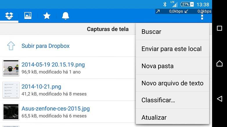 Dropboxparaandroid
