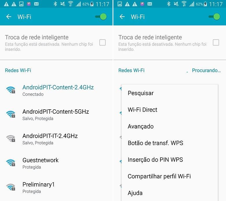 Galaxy S4 wifi