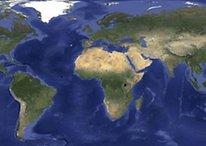 Google mostra as novas e impressionantes imagens para Maps e Earth