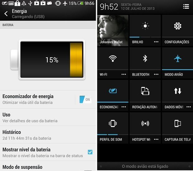 HTC One 4