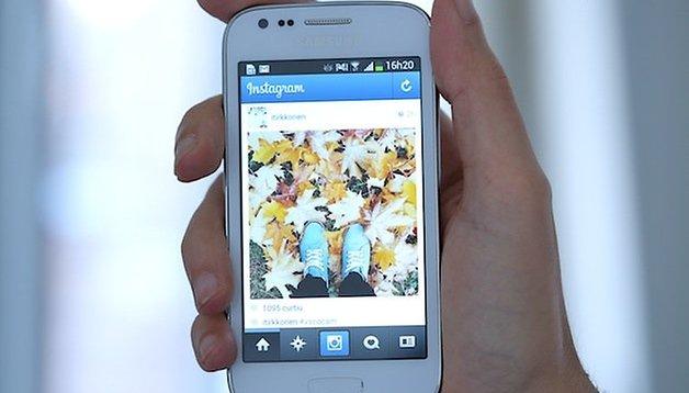 Instagram para Android: recebeu a última atualização?