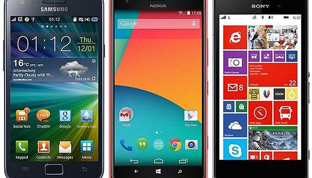 Nokia com Android, Sony com WP e Samsung com Tizen: entenda o troca-troca de OS