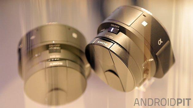 Sony lenses QX