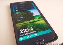 Le tout premier smartphone Samsung sous son OS maison : Tizen